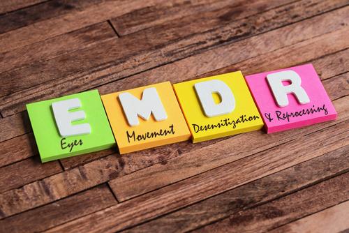 EMDR in writing